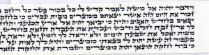 Tefillin Parshios Beis Yosef Rabbi Stern T. $525 for full set with these parshios.